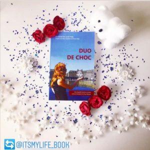 Retour de lecture de Itsmylife Book cdu roman Duo de choc