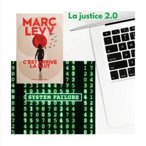 C'est arrivé la nuit de Marc Levy - chronique de Lyvia Palay